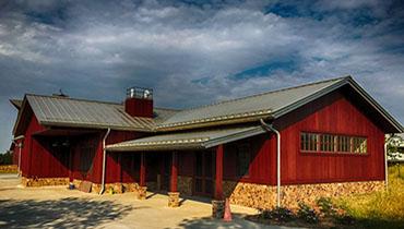 Barn Staining Kansas City