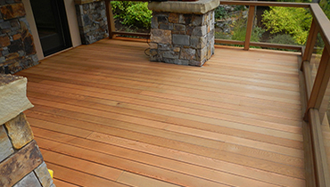 Deck Power Washing & Staining