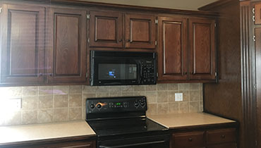 Cabinet Finishing and Refinishing Kansas City